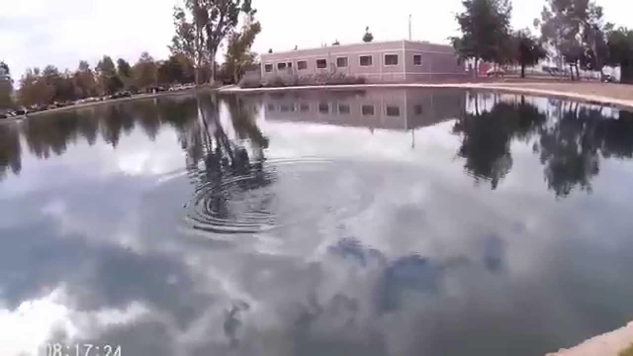 Fly fishing santa ana oc 2015 youtube for Santa ana river lakes fishing