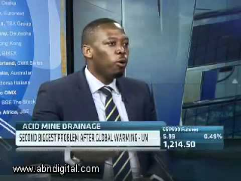 Impact Of Acid Mine Drainage In South Africa