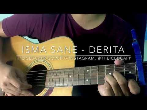 ISMA SANE Derita - TheIcedCapp Cover + easy chords
