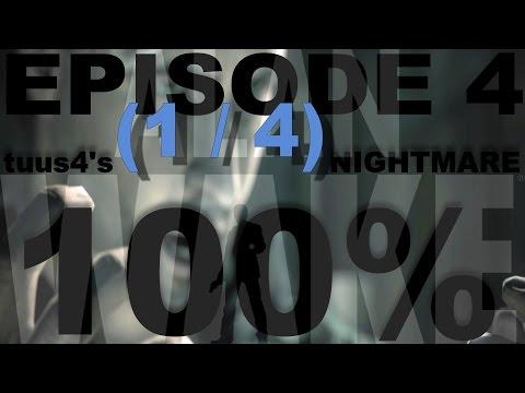 ALAN WAKE ( Nightmare | 100% ) EPISODE 4 - [Part 1/4] - Elaborate Fantasy Scenario