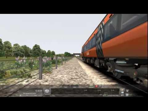 my beautiful hybrid train