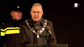 Toespraak burgemeester Aboutaleb