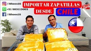 IMPORTAR ZAPATILLAS Desde Chile - Cómo IMPORTAR Desde CHINA A CHILE 1