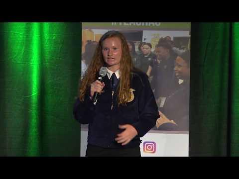 Southeast Polk High School Agriscience Program Presentation