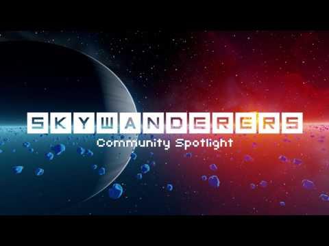 Skywanderers Community Spotlight #1 (Q&A with Tsunamayo)