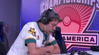 2020 Pokemon Latin America International Championships VGC Top 4 - Eric Rios vs Javier Valdes