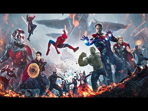 avengers infinity war trailer 3 fan made español latino epico (final
