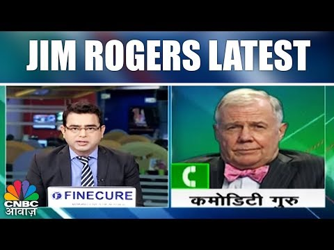 Jim Rogers On The Global Market Sell-Off | Jim Rogers Latest | CNBC Awaaz