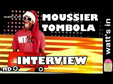 Moussier Tombola - Moussier Tombola s'engage …