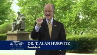 gallaudet university who will be president