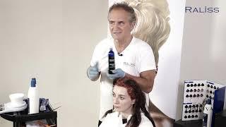 Raliss Kalıcı Saç Boyası Salih Pehlivan