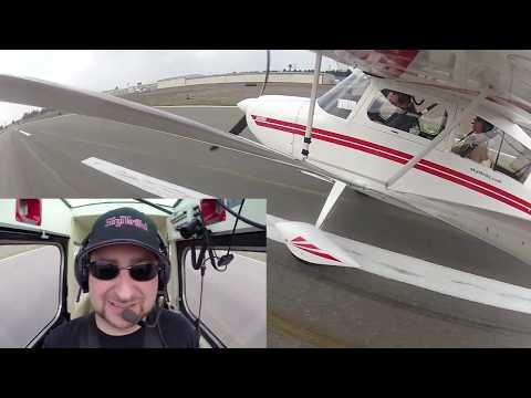 Citabria Tailwheel Training