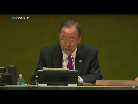 UN General Assembly: Summit seeks to co-ordinate refugee policies