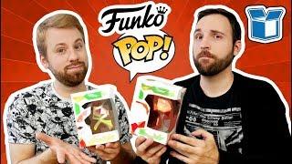 DES POP VAULTED TANT DÉSIRÉES !!! REVIEW FUNKO POP ROGER & JESSICA RABBIT - UNBOXING