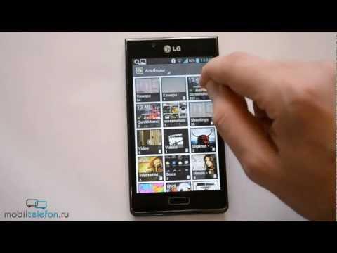 Обзор LG Optimus L7 (P700, P705) (review)