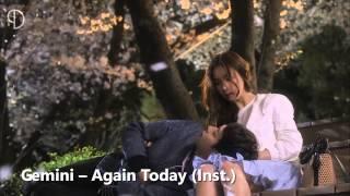 Gemini – Again Today (Instrumental)