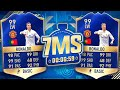 RONALDO  *MANCHESTER UNITED* 7 MINUTE SQUAD BUILDER!!! - FIFA 17 ULTIMATE TEAM