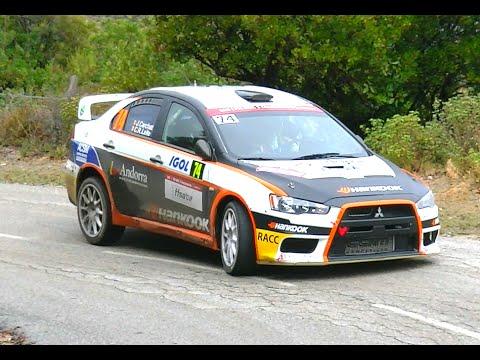 Mitsubishi Lancer Evolution, race car 2015 - YouTube