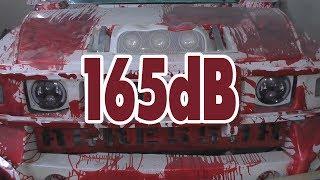 В гостях у Car Music 01 обзор хаммера ural 165+dB  spl