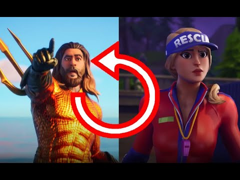 All Fortnite Season Trailers REVERSED