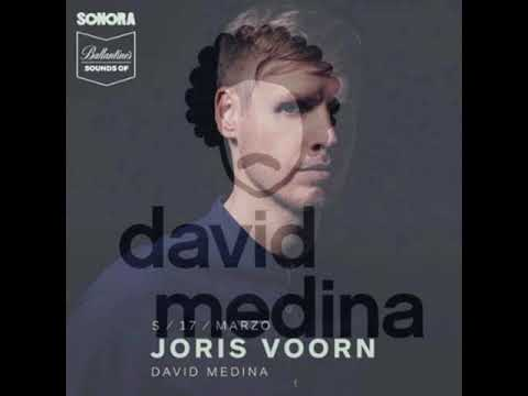 David Medina Warm Up Joris Voorn @ Sala Sonora