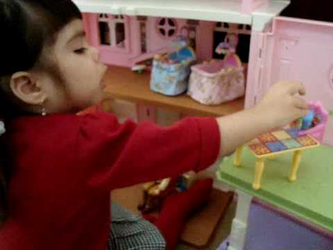 Kathryn's Doll House!
