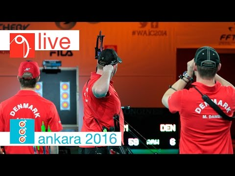 Live: Compound Finals | Ankara 2016