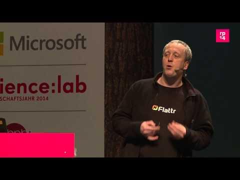 re:publica 2014 - Tim Pritlove: The Podlove Matrix on YouTube
