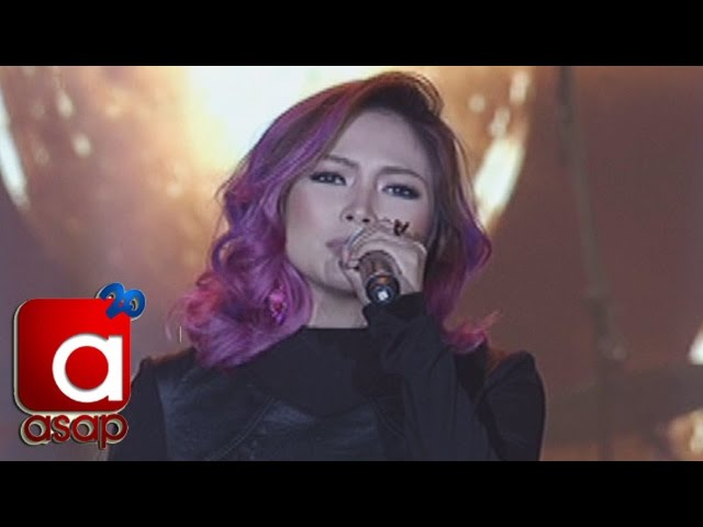 "ASAP: Yeng Constantino sings ""I Knew You Were Trouble"" on ASAP"