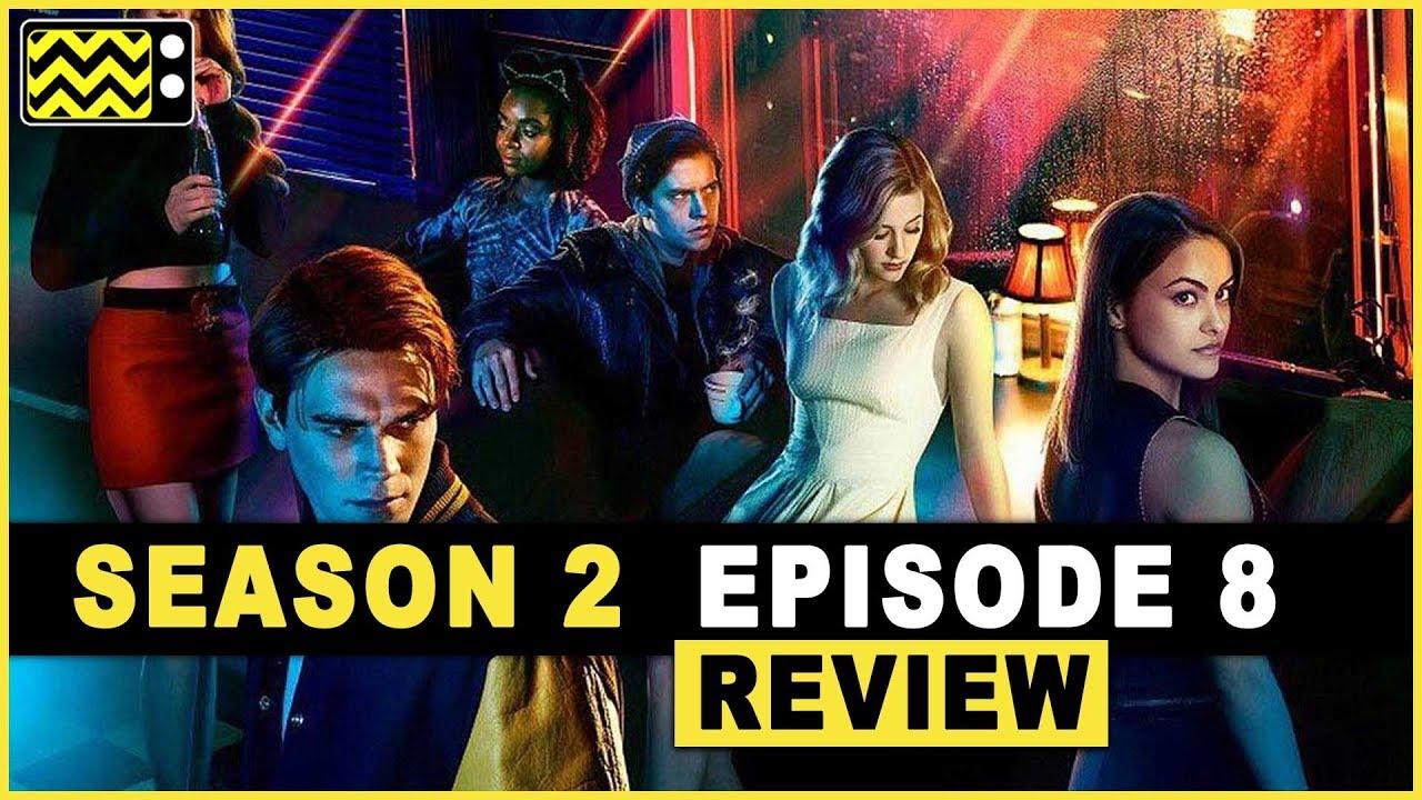 Riverdale Season 2 Episode 8 Review Reaction Afterbuzz Tv Youtube