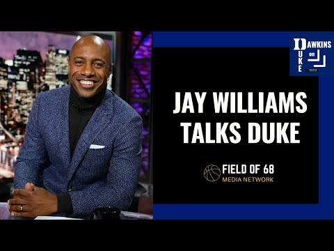 Jay Williams On The Brotherhood at Duke and How He Ended Up In Durham   Dawkins On Duke