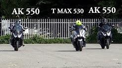 T MAX 530 Vs AK 550 BEST TOP SPEED