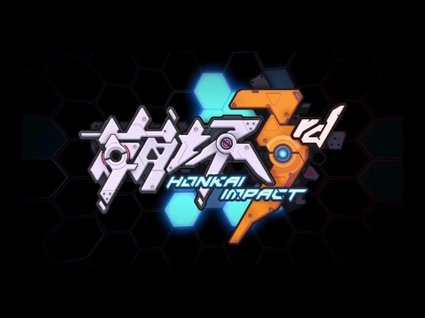 Honkai impact on BlueStack 3 (android emulator) by USERZ123