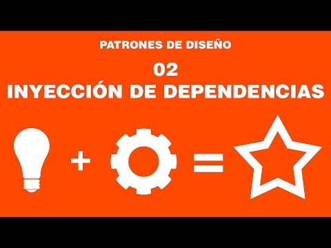 Patrones de diseño - 02 Inyección de dependencias thumbnail