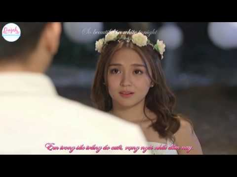[Lyric+Vietsub] [Kathniel - YnaAngelo] Beautiful In White - Shane Filan