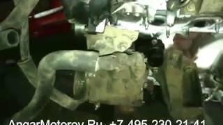 Двигатель Ленд Ровер Дискавери 3 2.7 Дизель 276DT Купить Двигатель Land Rover Discovery 32.7 TDI