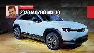 2020 Mazda MX-30: First Look