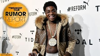 Kodak Black Pleads Guilty In Gun Case, Faces 8 Years In Prison