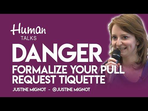 """Arrêter de dire """"tu as oublier de..."""" en code review par Justine Mignot"""
