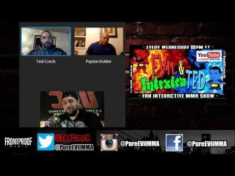 Brad Kohler talks Mayweather vs McGregor + Legends League and Fighting Ken Shamrock
