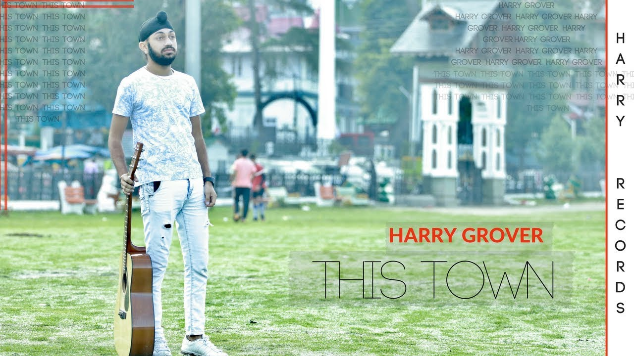Niall Horan - This Town | Cover by Harry Grover