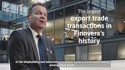 CEO Pauli Heikkilä's review on Finnvera's year 2017