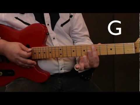 Guitar Lesson - You Got To Move - Mississippi Fred McDowell