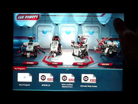 Everything You Need to Know about the LEGO Mindstorms EV3 Programmer App!