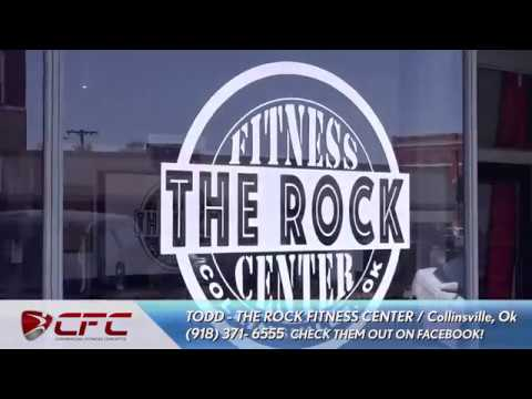 CFC GYM TESTIMONIAL / THE ROCK FITNESS CENTER DEAN NAVAB
