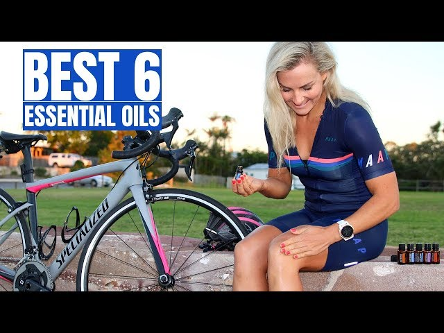 Top 6 Essential Oils for Cyclists (Performance & Recovery)