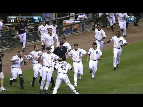 Cabrera crushes a walk-off homer to end it