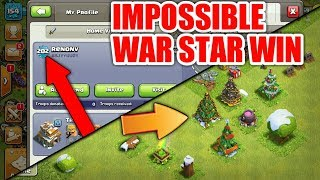 WORLD RECORD highest war star with town hall level 7. Clash of clans (sam1735)