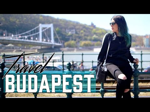 Travel VLOG | Budapest Hungary Day 1 | Emma Inks