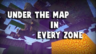 How To Get Under The Map In Fortnite Save The World Any Zone / Homebase